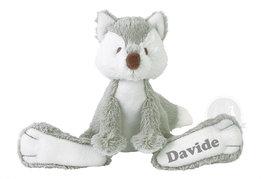 Fox Foxy vosje met naam No. 2