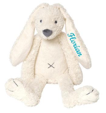 Rabbit Richie Ivory Tiny knuffel met naam