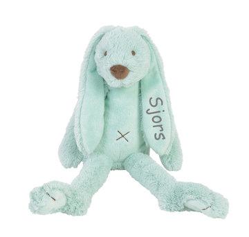 Rabbit Richie Lagoon knuffel met naam (Groot)