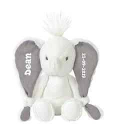 Elephant Elba no 2 met naam Happy Horse