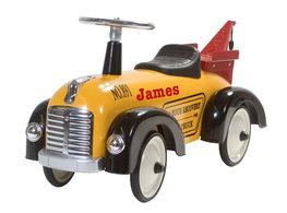 Retro Roller Speedster Tommy met naam