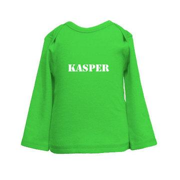 Shirtje met naam Lime