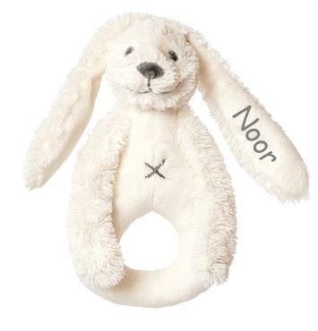 Rabbit Richie wit rammelaar