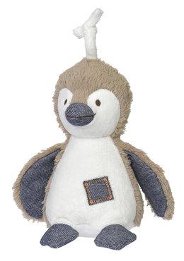 Penguin Puck knuffel met muziekje