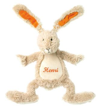 Rabbit Twine Tutdoekje met naam