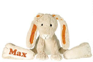 Rabbit Twine konijn met naam (Groot)  No. 3