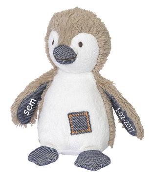 Penguin Puck 1 knuffel (klein)