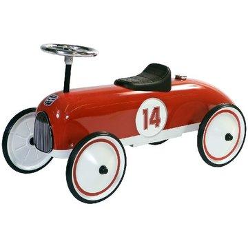 Retro Rider rood- wit nr 14 Johan Cruiff
