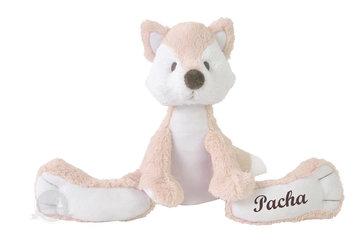Fox Foxy vosje met naam No. 1
