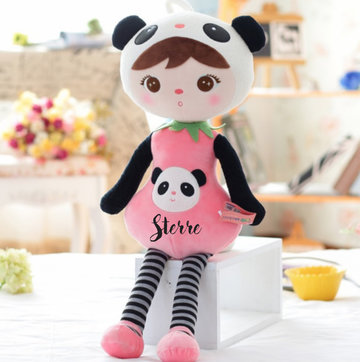 Pop Panda met naam