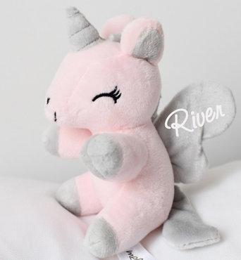 Unicorn Rose met grijs S