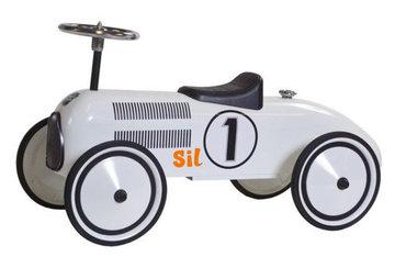 Retro Rider wit Lewis