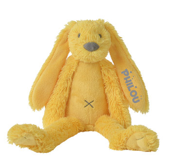 Tiny Rabbit Richie Yellow knuffel met naam