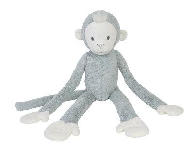 Teal Hanging Monkey no. 3