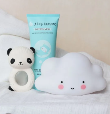 Baby gift set: Wolkje & vriendjes (M)