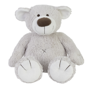 Bear Baggio met naam No.5 (77 cm)