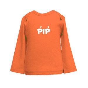 Shirtje met naam Oranje