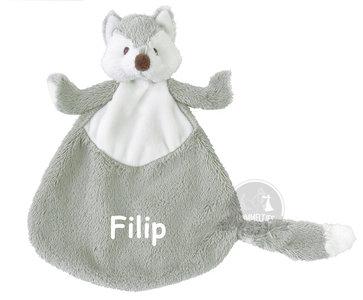 Fox Felix tuttle met naam