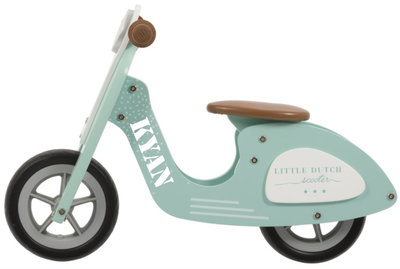 Loopscooter Little Dutch: mint