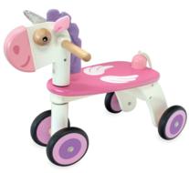 loopfiets unicorn - eenhoorn